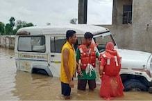 राजस्थान के आधा दर्जन जिलों में बाढ़ के हालात, सरकार ने साधा सेना से संपर्क