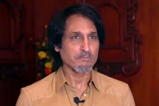 रमीज राजा को एक विवाद के बाद मोहम्मद यूसुफ ने सिफारिशी क्रिकेटर बताया था. (Twitter/VideoGrab)