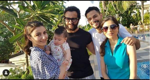 सैफ अली खान और सोहा अली खान की जोड़ी भी इनमें से एक है. सोहा कई बार अपने भाई के साथ तस्वीर शेय़र कर अपना प्यार जता चुकी हैं. सोहा, सैफ को अपना सपोर्ट सिस्टम मानती हैं. आपको बता दें कि सोहा के अलावा सैफ की एक और बहन हैं सबा, जो लाइमलाइट से थोड़ा दूर ही रहती हैं. साभार: @saba instagram