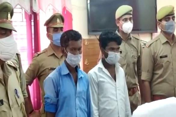 UP: सोनभद्र में दोहरे हत्याकांड के दो आरोपियों को पुलिस ने गिरफ्तार कर लिया है.