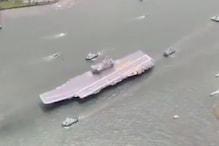 आंख नहीं दिखा पाएंगे दुश्मन, समुद्र में 'महायोद्धा' विक्रांत का परीक्षण शुरू