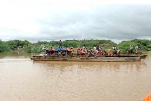 उत्तर प्रदेश,  राजस्थान और मध्य प्रदेश केबार्डर इलाकों में आवागमन प्रभावित. सांकेतिक फोटो