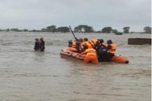 MP में हालात खराब : हजारों लोग बाढ़ में फंसे, राहत और बचाव कार्य में उतरी सेना