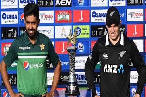 PAK VS NZ: न्यूजीलैंड टीम चार्टर्ड फ्लाइट में पाकिस्तान से रवाना होगी (AFP)