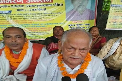 बिहार की बोचहां सीट से वीआईपी पार्टी के विधायक मुसाफिर पासवान (फाइल फोटो)
