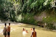 बगहा: सर्च अभियान के दौरान नदी की तेज धार में बहा SSB का जवान, तलाश जारी