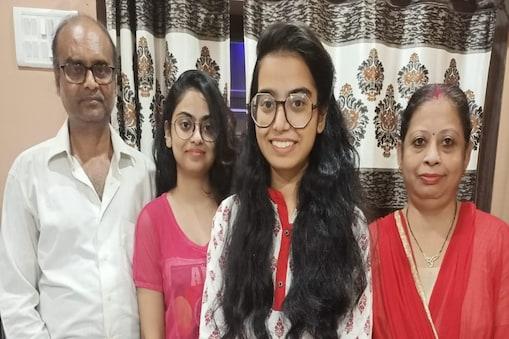 जमुई की रहने वाली हैं अनुष्का प्रियदर्शनी NCHM JEE परीक्षा में देश में अव्वल आई है.