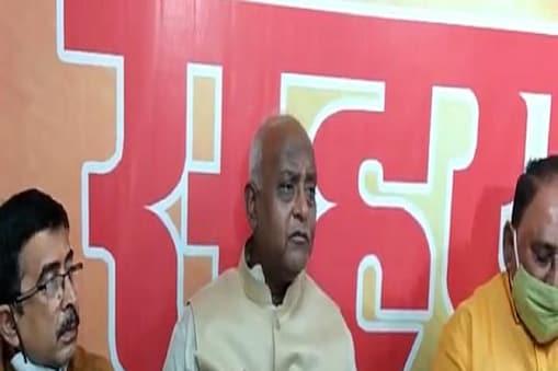 बिहार सरकार के मंत्री प्रमोद कुमार ने तेजस्वी यादव पर निशाना साधा है (फाइल फोटो)