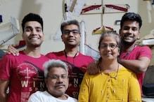 OMG: मजदूर पिता ने तीन बेटों को बनाया कॉमर्शियल पायलट, बेटे से जानिए कैसे?