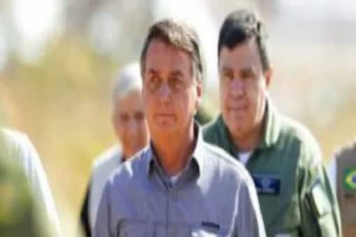 ब्राजील के राष्ट्रपति जायर बोल्सोनारो.  (फाइल फोटो)