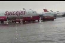 दिल्ली में बारिश से आफत, IGI एयरपोर्ट में भी भरा पानी; ऑरेंज अलर्ट जारी