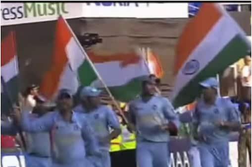 On This day in 2007: टीम इंडिया ने 14 साल पहले आज ही के दिन टी20 विश्व कप जीता था. अब इस पर फिल्म बनने जा रही है. (BCCI Twitter)