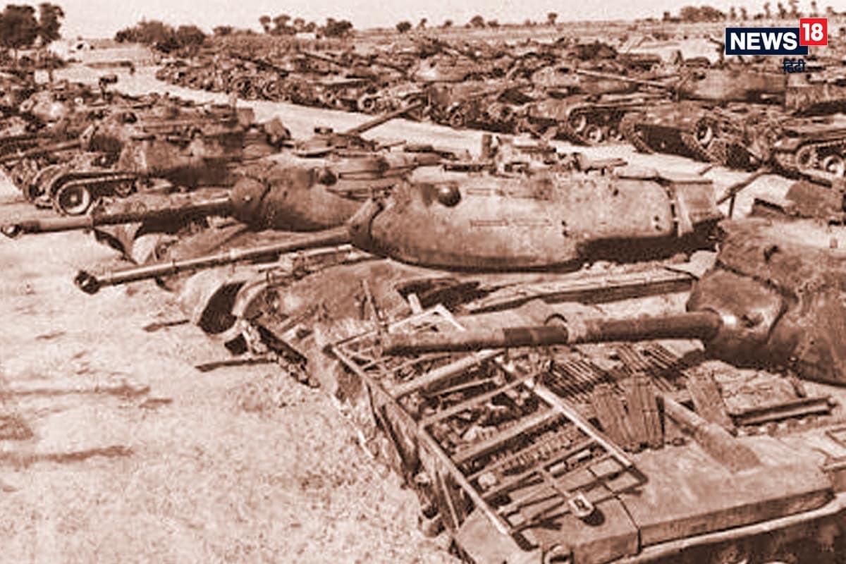 India Pakistan War 1965 Param Vir Chakra Abdul Hameed Battle of Asal Utad Khemkaran 10 September nodakm - Know Your Army Heroes: जब अब्दुल हमीद के लिए बीबी की 'गुजारिश' बन गई 'आखिरी ख्वाहिश'  Indo Pakistan War 1965, Param Vir Chakra, Abdul Hameed, Battle of Asal Utad, Khemkaran Sector, 10 September 1965, Pakistan Army, Patton Tank, भारत पाकिस्तान युद्ध 1965, परमवीर चक्र, अब्दुल हमीद, असल उताड की लड़ाई, खेमकरण सेक्टर, 10 सितंबर 1965, पाकिस्तानी सेना, पैटन टैंक,