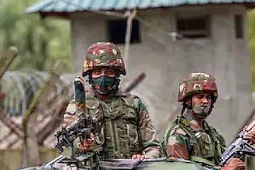 सेना ने घुसपैठ की कोशिश नाकाम कर दी है. (फाइल फोटो)