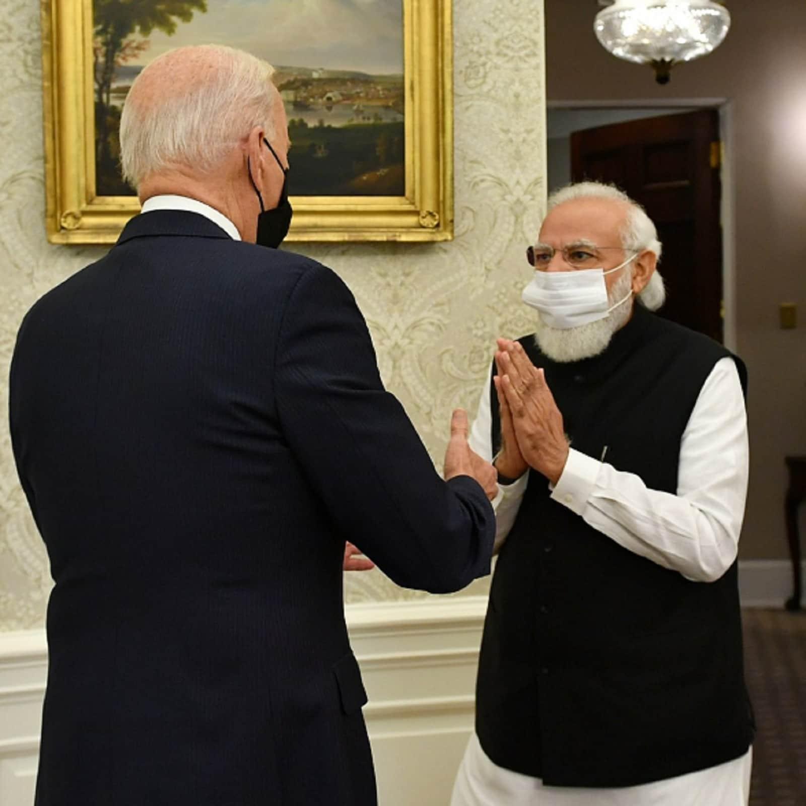 प्रधानमंत्री नरेंद्र मोदी ने अमेरिकी राष्ट्रपति जो बाइडन से कहा, 'व्यापार के क्षेत्र में बहुत कुछ करना है. आने वाले दशक में भारत-अमेरिका संबंधों में व्यापार एक महत्वपूर्ण कारक होगा.'