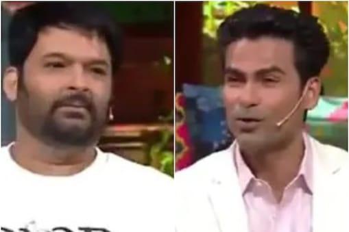 द कपिल शर्मा शो में वीरेंद्र सहवाग और मोहम्मद कैफ मेहमान बनकर आए (Sony Tv/Instagram)