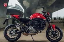 Ducati ने पेश की नई मॉन्स्टर बाइक, 10.99 लाख रुपये है शुरुआती कीमत