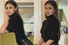 PHOTOS: मौनी रॉय ने ब्लैक ड्रेस में दिखाया अपना बोल्ड अंदाज, फैंस बोले- वाह!