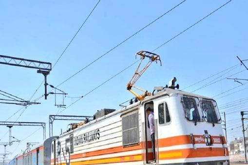 भारतीय रेलवे (सांकेतिक फोटो)