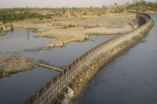 बिहार में उत्तर बिहार की दो नदियों को जोड़ने का काम शुरू. (प्रतीकात्मक तस्वीर)