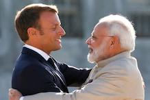 PM मोदी ने फ्रांस के राष्ट्रपति से की फोन पर बात, कई मुद्दों पर हुई चर्चा