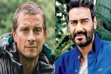 WOW: 'इंटू द वाइल्ड विद बेयर ग्रिल्स' में अब अजय देवगन दिखाएंगे अपना दम