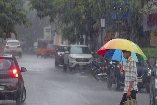 दक्षिण पश्चिम मॉनसून उत्तर पश्चिम भारत से तभी वापस होता है जब लगातार पांच दिनों तक इलाके में बारिश नहीं होती है.(सांकेतिक तस्वीर)