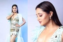 Rashami Desai Photoshoot: रश्मि देसाई ने शिमरी शॉर्ट ड्रेस में फ्लॉन्ट किया ग्लैमरस लुक, खूबसूरती ने जीता फैंस का दिल
