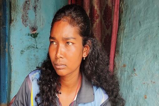 Jharkhand Sports News: सावित्री ओलंपिक में पदक जीतने की ख्वाहिश रखती हैं. (न्यूज 18)