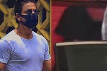 शाहरुख खान ने अपना चेहरा छुपाते हुए पैपराजी को किया इग्नोर, यूजर ने किया ट्रोल