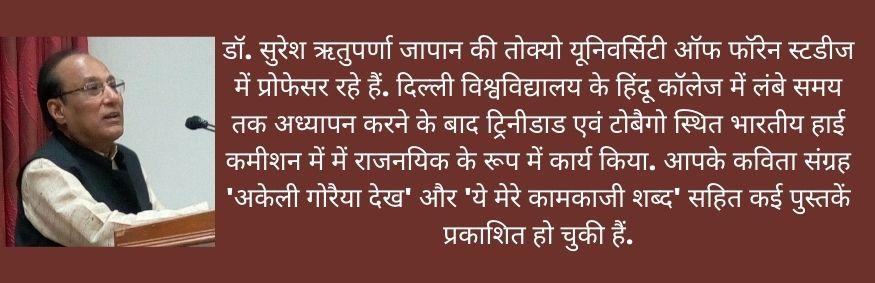 Suresh Rituparna