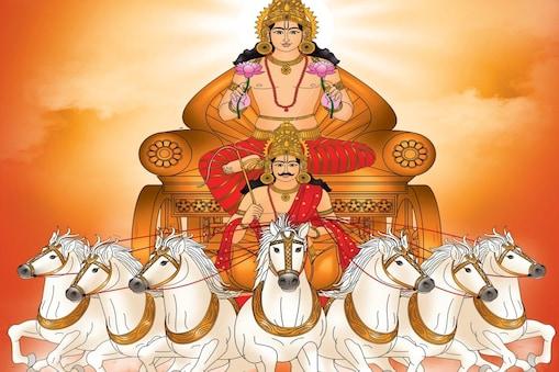 ज्योतिष के अनुसार सूर्य हर माह एक राशि से दूसरी राशि में प्रवेश करते हैं.