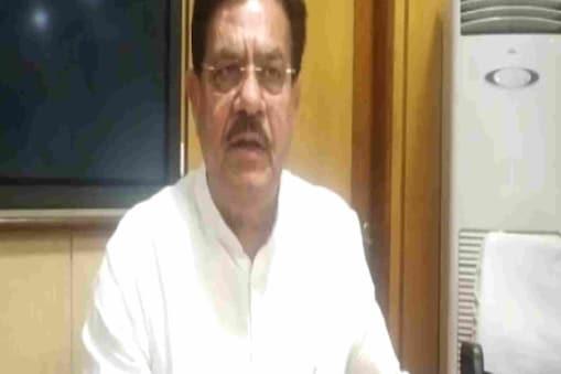 राजस्थान के सहकारिता मंत्री उदयलाल आंजना.
