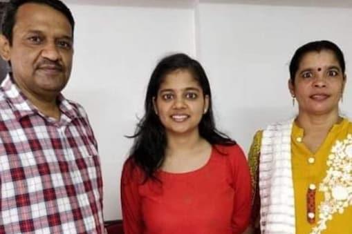 महेंद्रगढ़ के छोटे से गांव बसई की बेटी ममता ने यूपीएससी में देशभर में 5वीं रैंक हासिल की है.