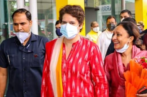 बीजेपी ने प्रियंका के यूपी दौरे को लेकर तंज कसा है. (File photo)