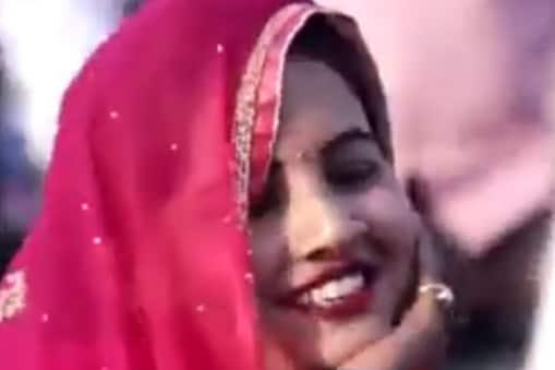 सुनीता बेबी के डांस वीडियो सोशल मीडिया पर लोग काफी देखते हैं. फोटो साभार- वीडियो ग्रैब