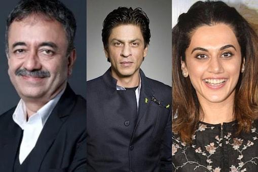 पहली बार राजकुमार हिरानी, शाहरुख खान, तापसी पन्नू तीनों साथ में काम करेंगे.