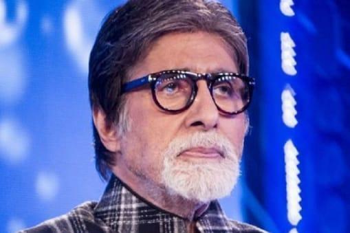 अमिताभ बच्चन ने 'चेहरे' की कविताओं को अपनी आवाज दी है. (File Photo)