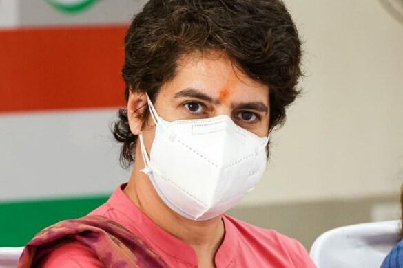 UP: प्रियंका गांधी कांग्रेस में कार्यकर्ताओं की नाराजगी पर करेंगी बातचीत (File photo)
