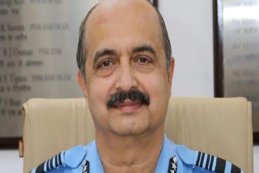 एयर मार्शल विवेक राम चौधरी ने इसी साल 1 जुलाई को उप वायुसेना प्रमुख का पद भार ग्रहण किया था. (File Photo)