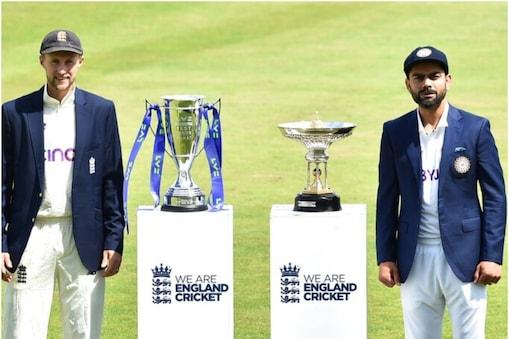 भारत और इंग्लैंड के बीच सीरीज का 5वां और अंतिम टेस्ट मैच रद्द होने के बाद  ईसीबी ने आईसीसी को खत लिखा है. (PIC: AP)