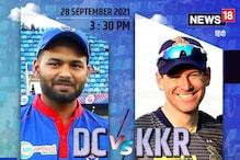 DC vs KKR: नरेन-राणा ने केकेआर को दिलाई जीत, दिल्ली को 3 विकेट से मिली मात
