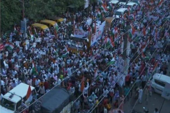 उत्तराखंड में पिछले दिनों आप की रैली में भारी जनसैलाब उमड़ा था. (File Photo)