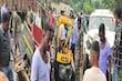 कोण्डागांव सड़क हादसे में आठ लोगों की मोत हो गई है.