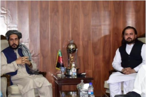 तालिबान ने पिछले महीने अफगानिस्तान (Taliban in Afghanistan) की सत्ता संभालने के बाद देश की क्रिकेट टीम को ऑस्ट्रेलिया के खिलाफ नवंबर में होने वाला इकलौता टेस्ट खेलने की मंजूरी दे दी है. (ACB Twitter)