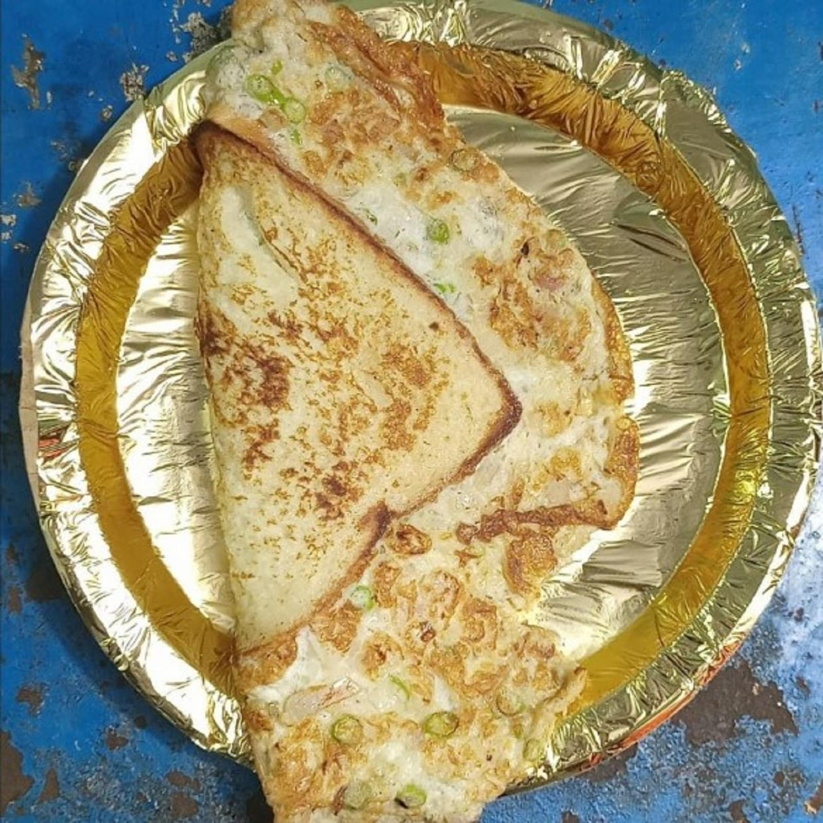 40 years to sell eggs come to kanti nagar to eat special omelette at raju anda bhandar rada