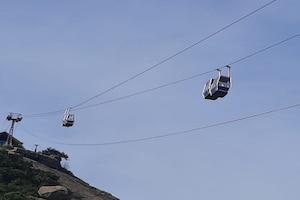 बिहार के बांका स्थित मंदार पर्वत पर लगा रोपवे, देखें मनमोहक तस्वीरें