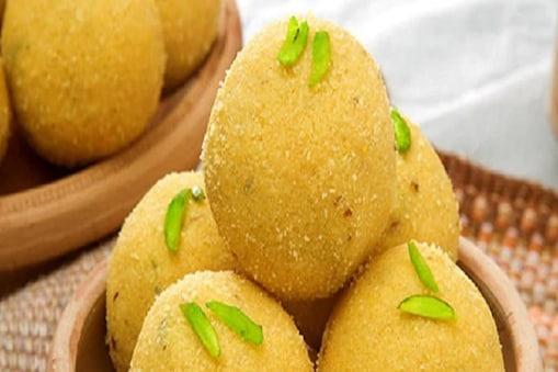 बेसन के लड्डू रेसिपी (Besan Laddu Recipe)