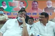 भाजपा का दावा, 'हमारे विधायकों पर दावा कर रहे नेता खुद BJP में आने को बेताब'