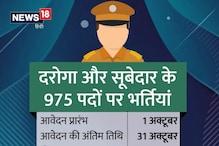 Police Recruitment 2021: पुलिस में दरोगा सहित इन पदों पर बंपर वैकेंसी